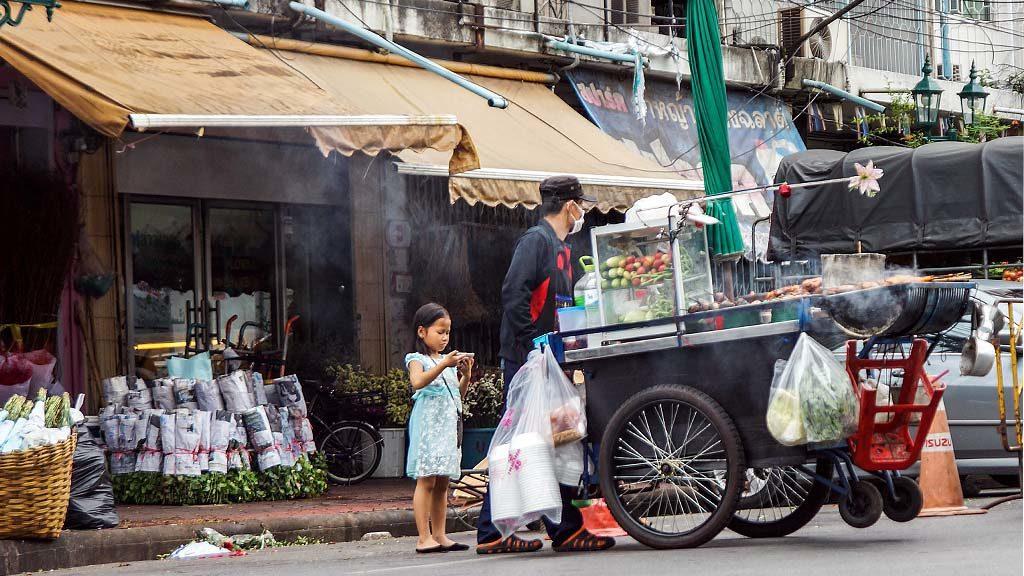 cooking Chinatown Bangkok