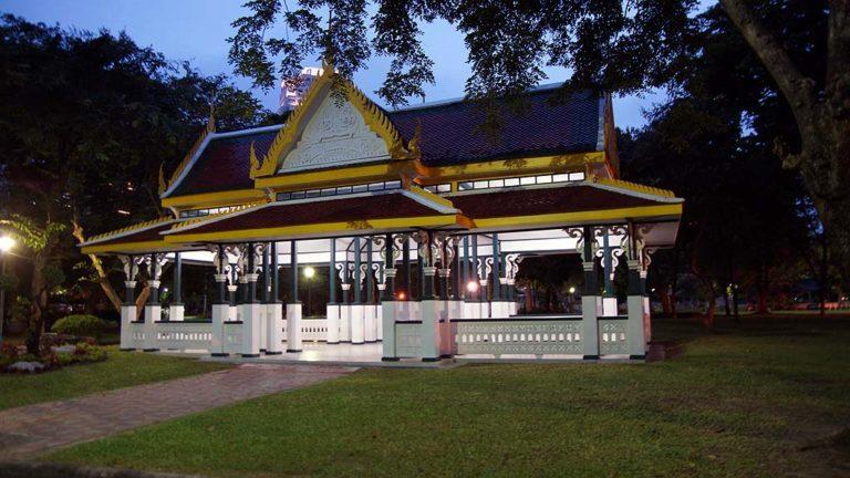 Pavillon Lumphini Park, Bangkok Thailand
