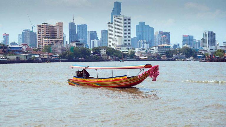 Chao Phraya, Bangkok, Thailand