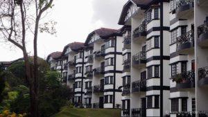 Gerards Place Tanah Rata