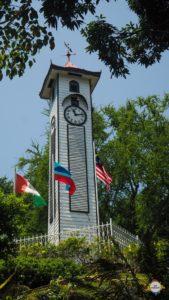 Atkinson Clock Tower (Menara Jam Atkinson).