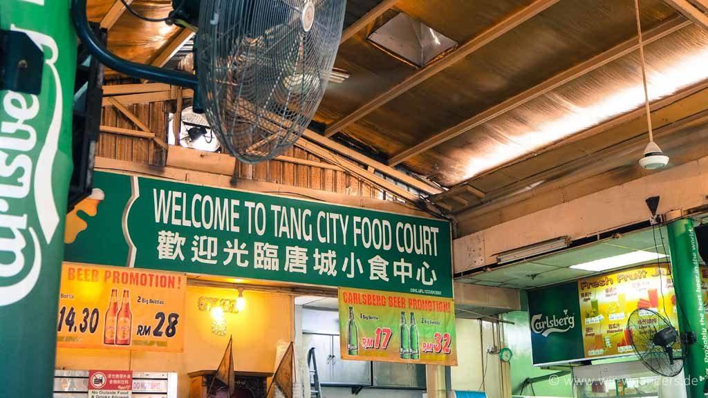 Tang City Food Court KL