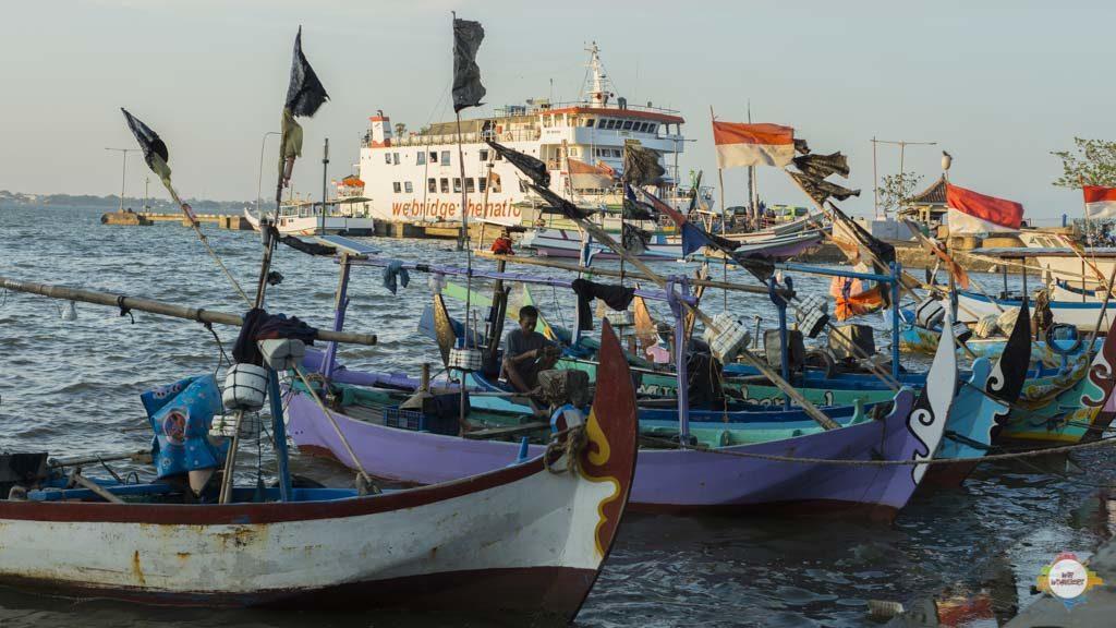 Jepara harbour