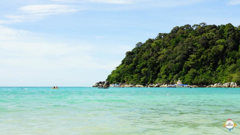 Turtle Beach @ Perhentian Islands