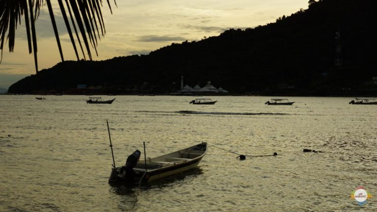 Sunset @ Perhentian Islands