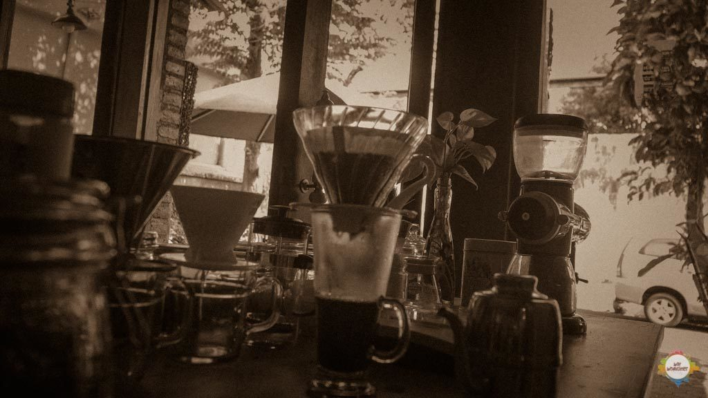 coffee time retro