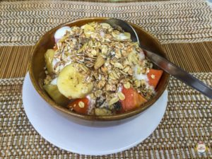 Muesli bowl