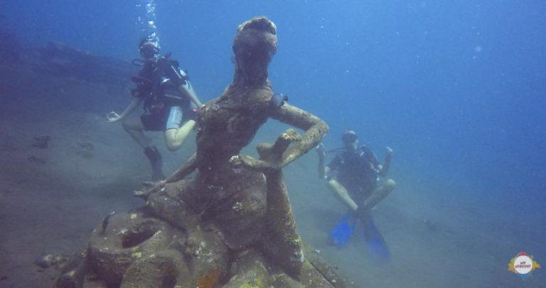 Diving @ Jemeluk, Bali