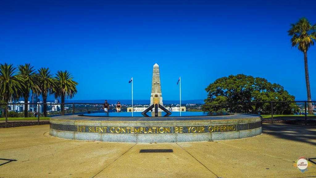War Memorial Kings Park Perth