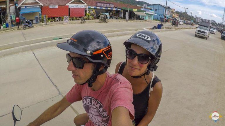 scooter love @ Koh Lanta