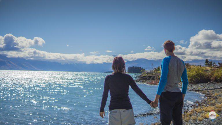 feels like home @ Lake Pukaki, NZ