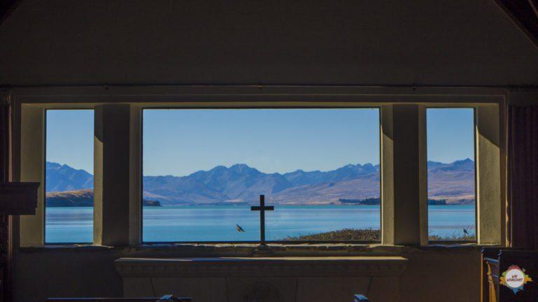 Church of good Shepherd, Tekapo NZ