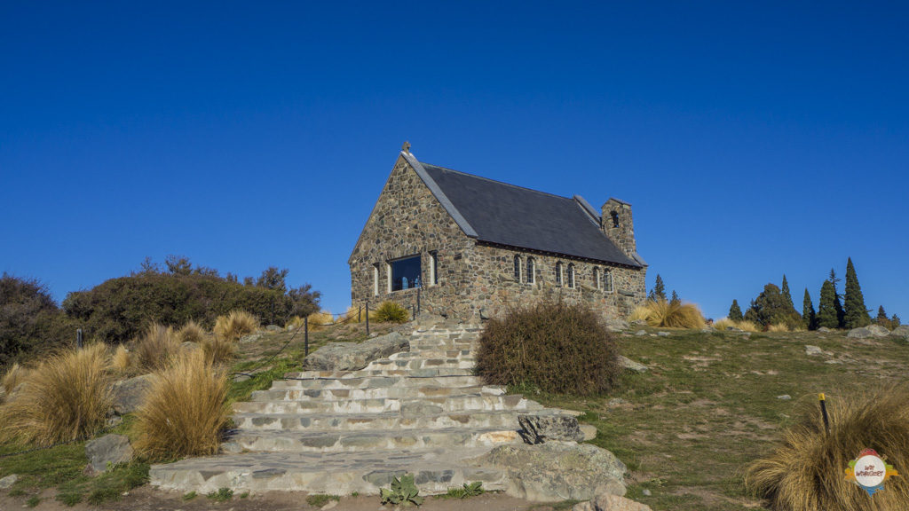 Church good Shepherd, Tekapo
