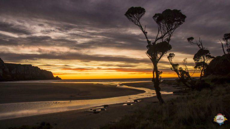 Sunrise @ Catlins, NZ