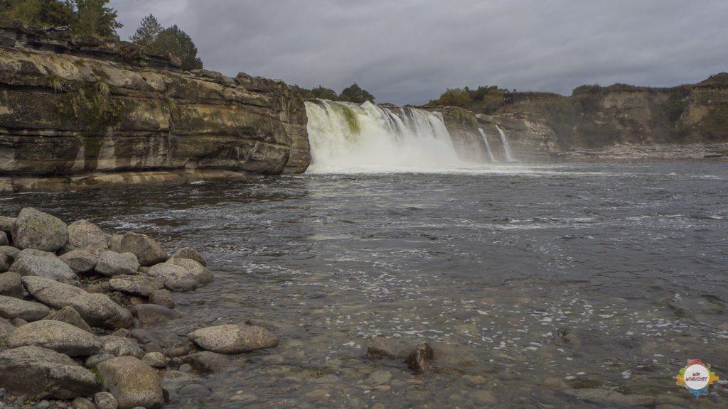 Maruia Waterfalls