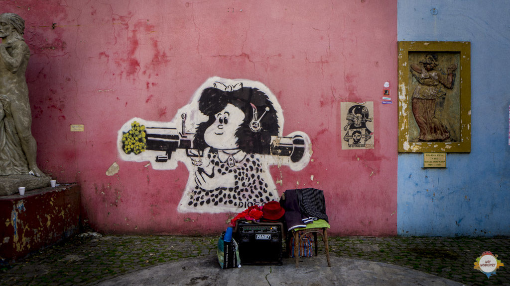 Mafalda de Buenos Aires