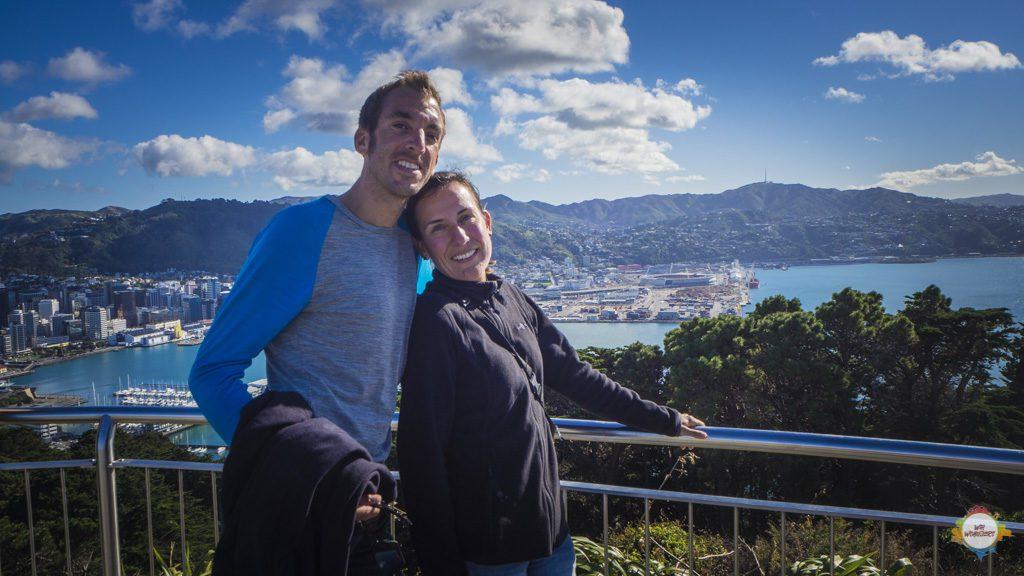 Mt.Victoria lookout