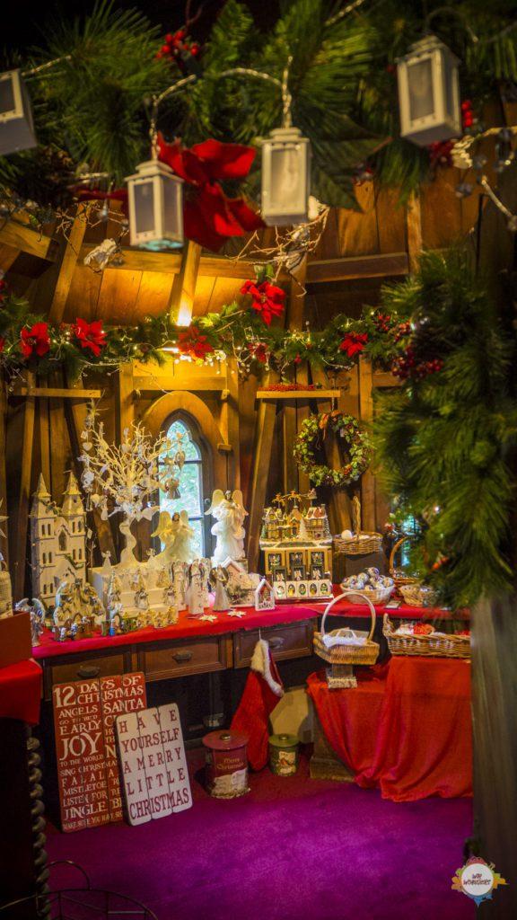 Old St. Pauls xmas market