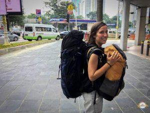 ein Jahr auf Weltreise