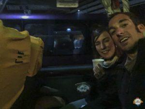Bus nach Chile