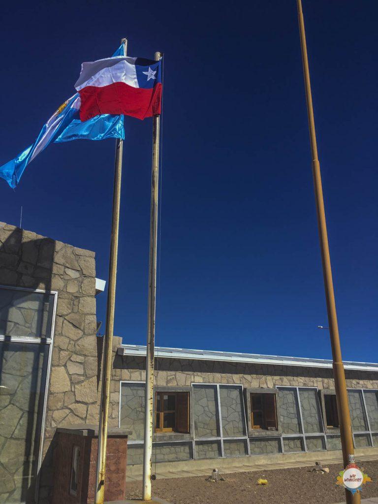Chile - Argentinia Frontera