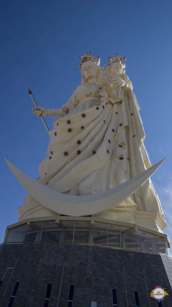 oruro statue