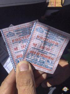 sucre tickets