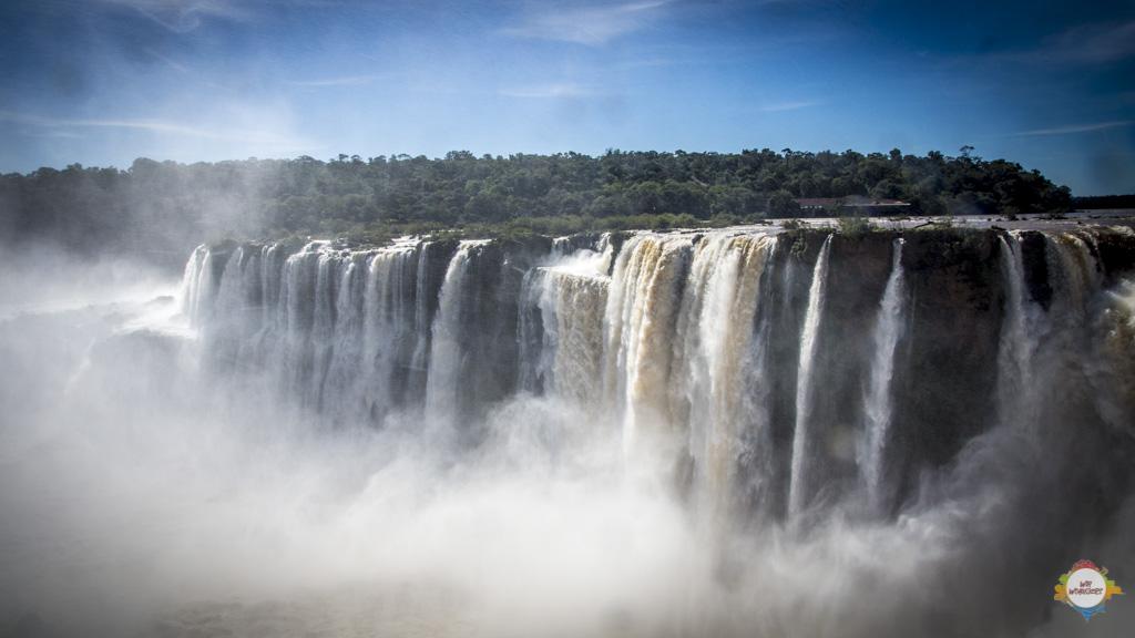 Iguazu Falls Garganta del diablo