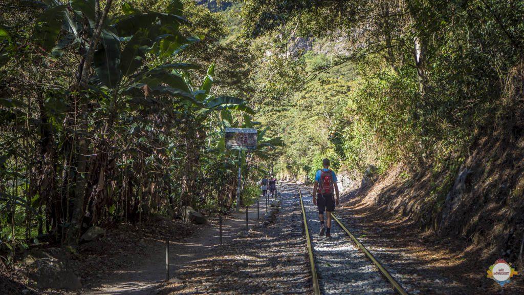 Machu Peru Calientes Trek