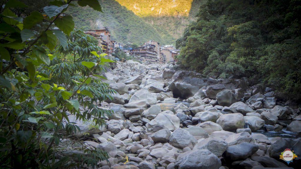 Calientes Picchu Machu