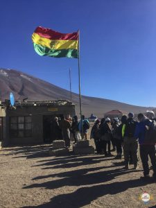 fronterea Chile