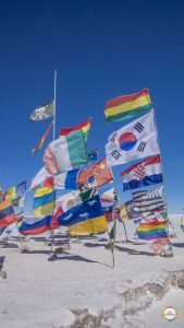 flags of uyuni