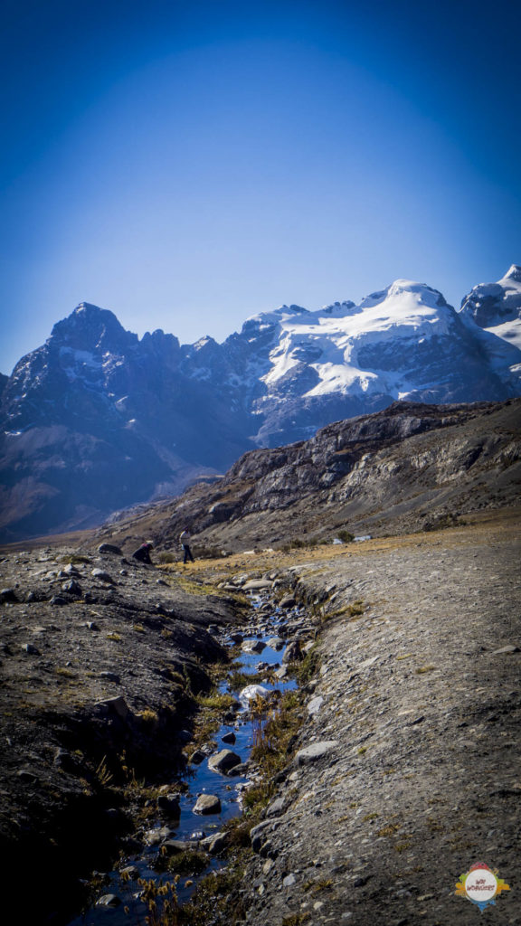 Pastoruri-Gletscher Huaraz