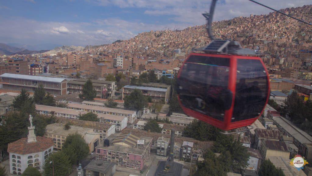 teleferico La Paz
