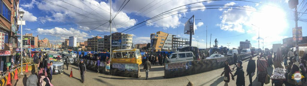 El Alto Feria de 16