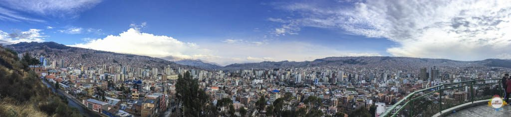 Mirador KiliKili La Paz