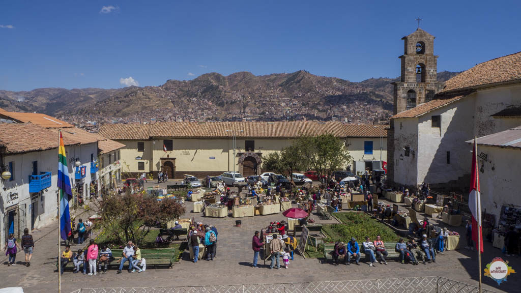 Cusco old town