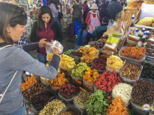 Cusco mercado central