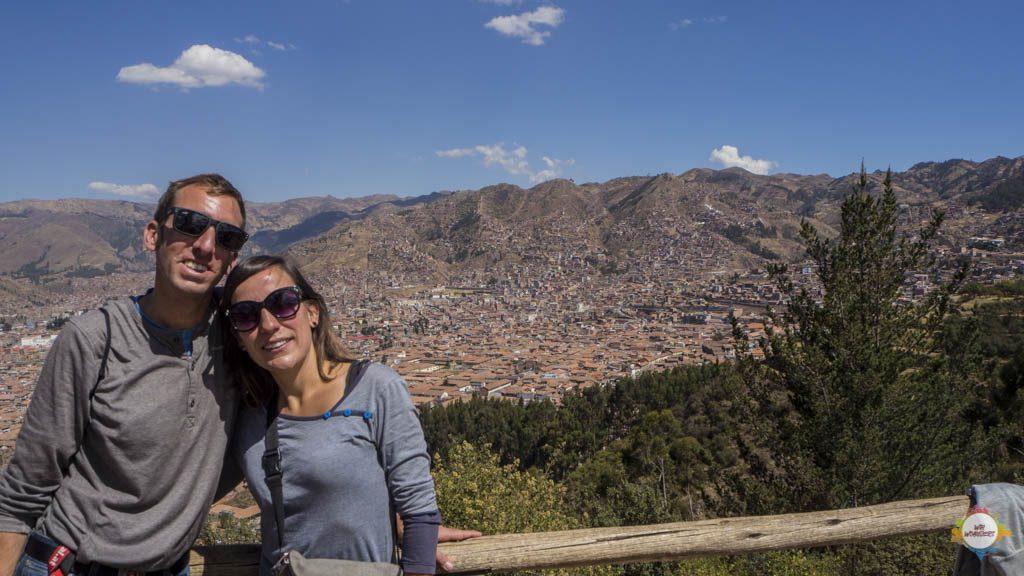 Cusco Statue
