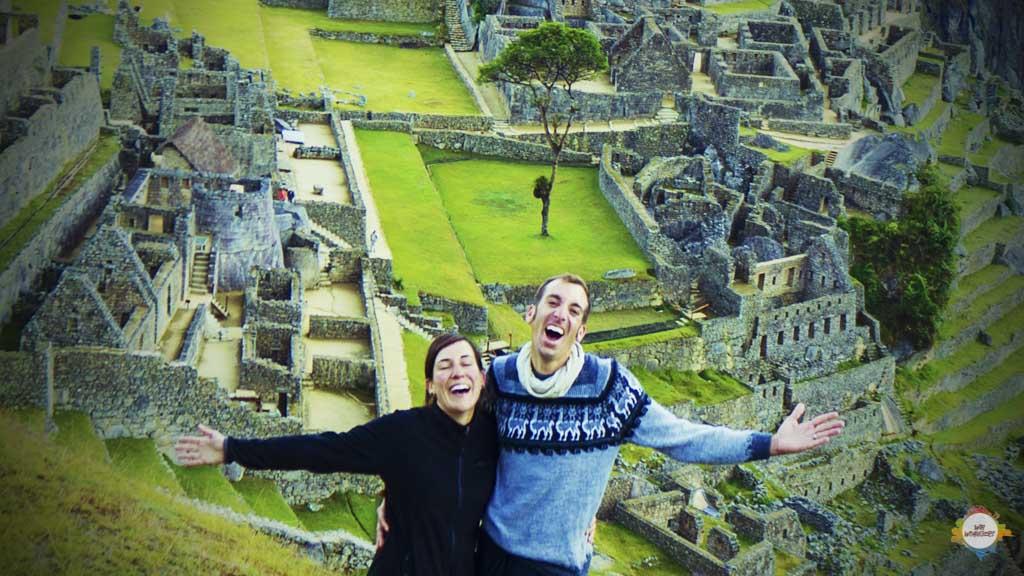 Machu Picchu und wir