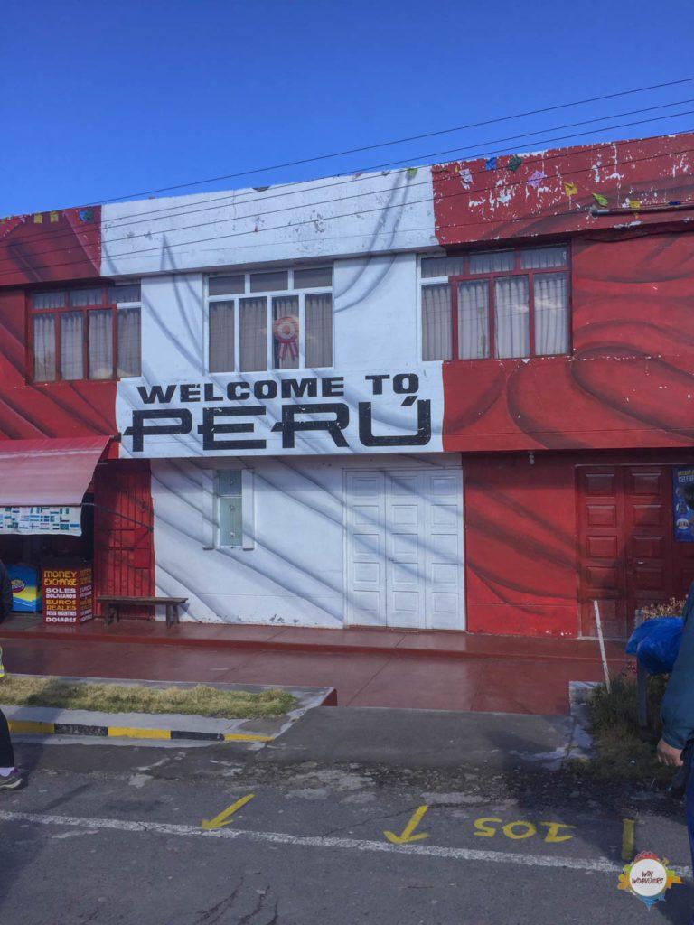 Puno Peru border