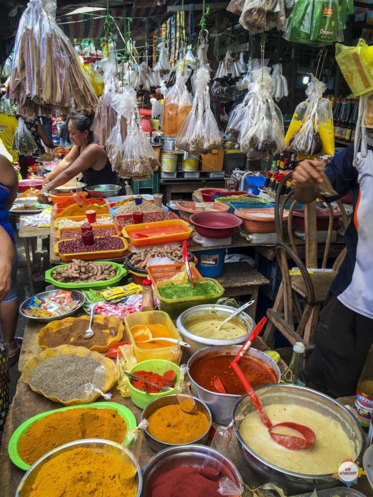 Iquitos Belen Markt