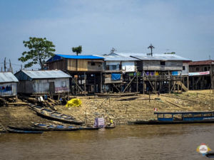 floating village Belen Iquitos
