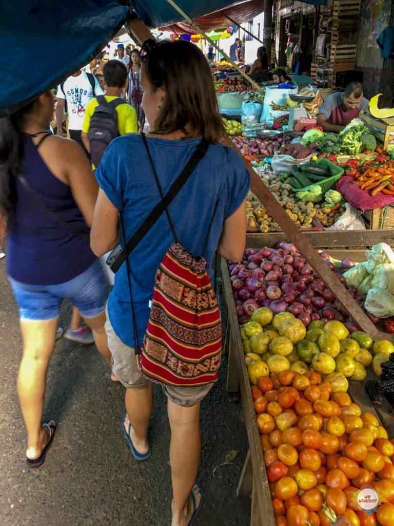 Yurimaguas mercado