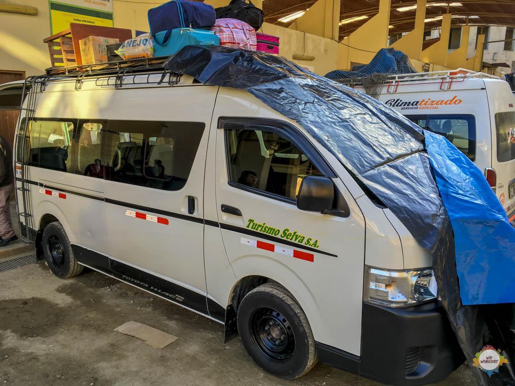Yurimaguas Minibus
